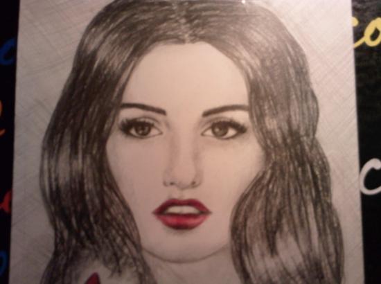 Penelope Cruz por miliex